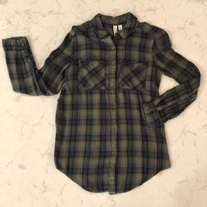 BP. Flannel
